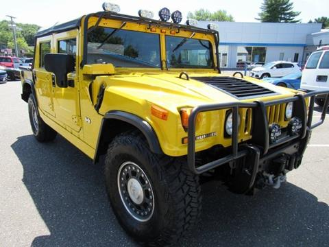 2006 HUMMER H1 Alpha for sale in Terryville, CT