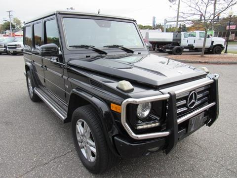 2013 Mercedes-Benz G-Class for sale in Terryville, CT