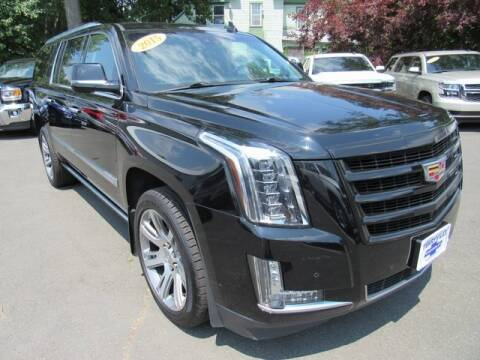 2015 Cadillac Escalade ESV for sale in Terryville, CT