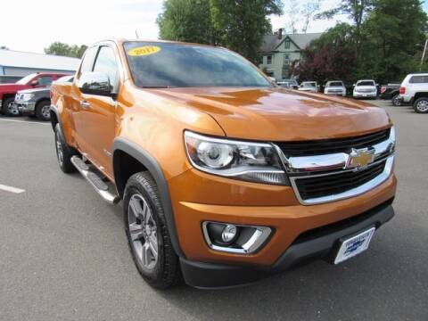 2017 Chevrolet Colorado for sale in Terryville, CT