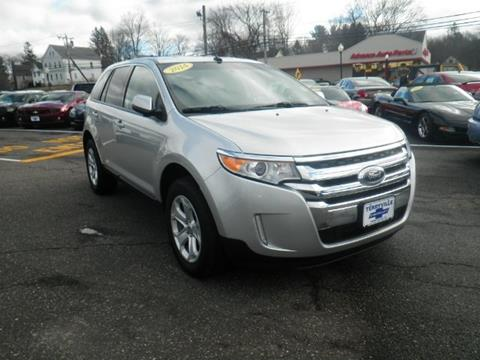 2014 Ford Edge for sale in Terryville, CT
