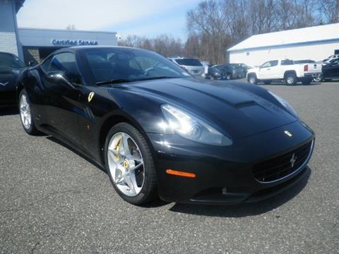 2010 Ferrari California for sale in Terryville, CT
