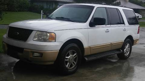 2003 Ford Expedition for sale in Sarasota, FL