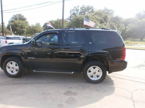 2011 Chevrolet Tahoe for sale at Under Priced Auto Sales in Houston TX