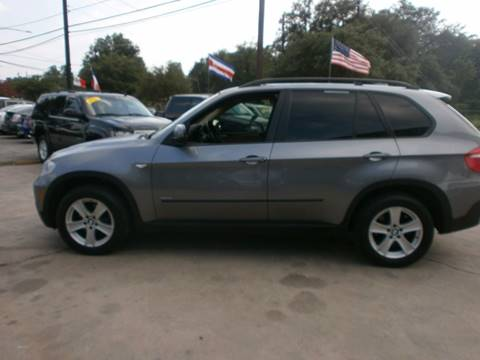 2007 BMW X5 for sale at Under Priced Auto Sales in Houston TX