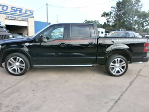 2007 Ford F-150 for sale at Under Priced Auto Sales in Houston TX