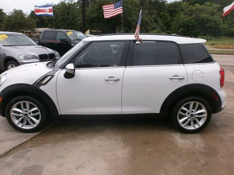 2012 MINI Cooper Countryman for sale at Under Priced Auto Sales in Houston TX