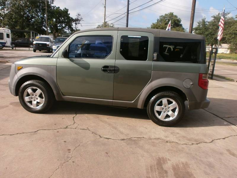 2003 Honda Element for sale at Under Priced Auto Sales in Houston TX