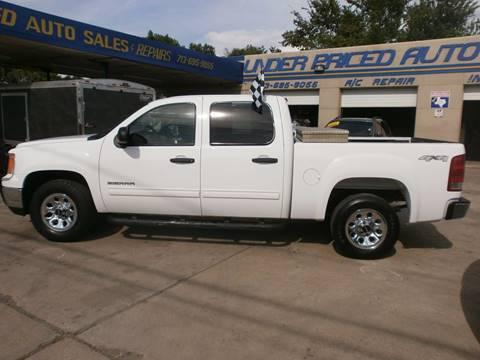 2011 GMC Sierra 1500 for sale at Under Priced Auto Sales in Houston TX