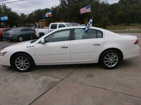 2007 Buick Lucerne for sale at Under Priced Auto Sales in Houston TX