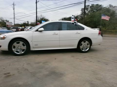 2009 Chevrolet Impala For Sale In Houston Tx