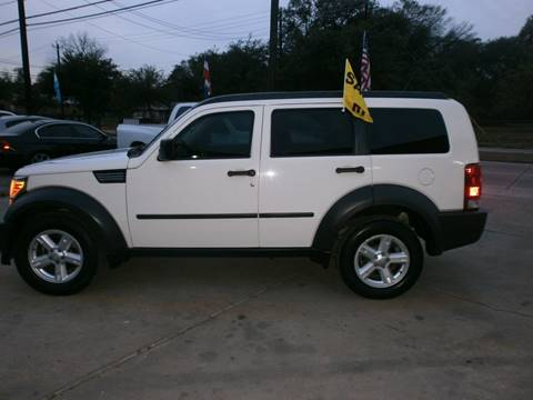 2007 Dodge Nitro for sale at Under Priced Auto Sales in Houston TX