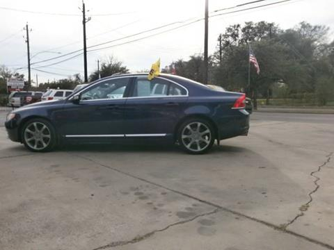 2010 Volvo S80 for sale at Under Priced Auto Sales in Houston TX