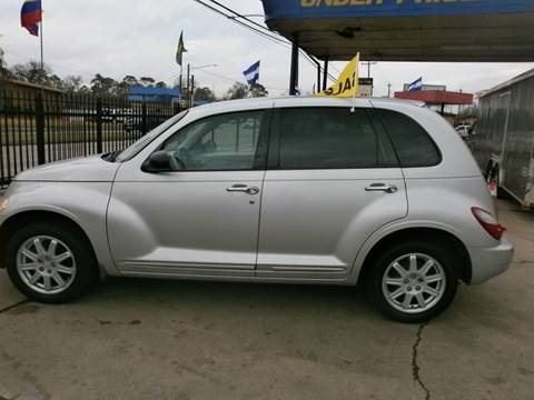 2008 Chrysler PT Cruiser for sale at Under Priced Auto Sales in Houston TX