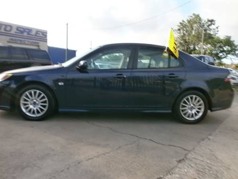 2011 Saab 9-3 for sale at Under Priced Auto Sales in Houston TX