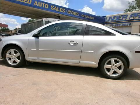 2007 Chevrolet Cobalt for sale at Under Priced Auto Sales in Houston TX