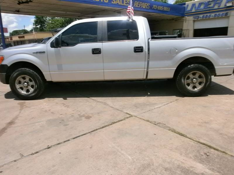 2010 Ford F-150 for sale at Under Priced Auto Sales in Houston TX