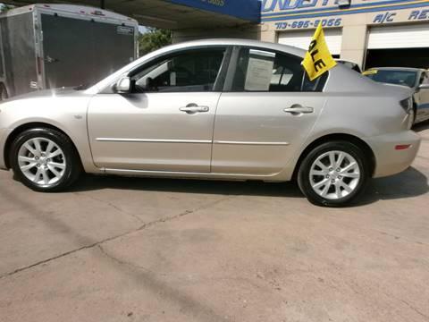 2004 Mazda MAZDA3 for sale at Under Priced Auto Sales in Houston TX