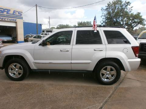 2005 Jeep Grand Cherokee for sale at Under Priced Auto Sales in Houston TX