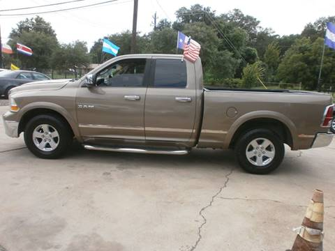 2010 Dodge Ram Pickup 1500 for sale at Under Priced Auto Sales in Houston TX