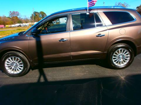 2010 Buick Enclave for sale at Under Priced Auto Sales in Houston TX