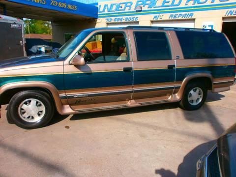 1997 Chevrolet Suburban for sale in Houston, TX