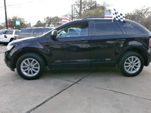 2007 Ford Edge for sale at Under Priced Auto Sales in Houston TX