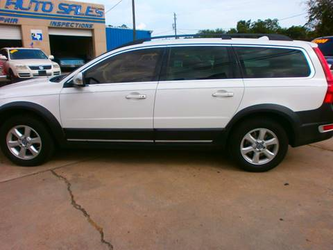 2012 Volvo XC70 for sale at Under Priced Auto Sales in Houston TX