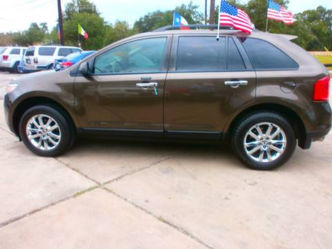 2011 Ford Edge for sale at Under Priced Auto Sales in Houston TX
