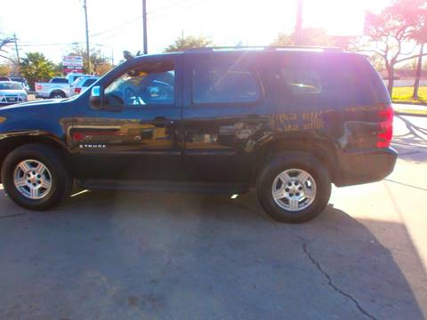 2007 Chevrolet Tahoe for sale at Under Priced Auto Sales in Houston TX