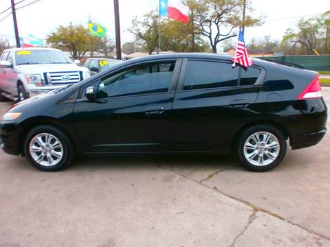 2010 Honda Insight for sale at Under Priced Auto Sales in Houston TX