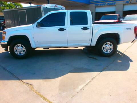 2007 GMC Canyon for sale at Under Priced Auto Sales in Houston TX