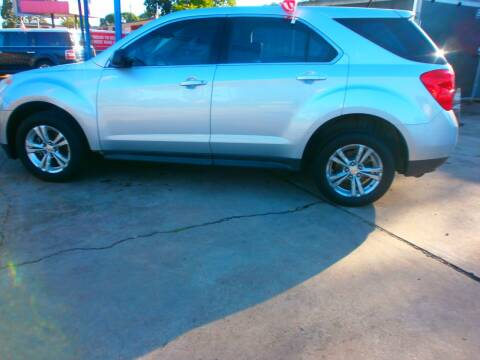 2010 Chevrolet Equinox for sale at Under Priced Auto Sales in Houston TX