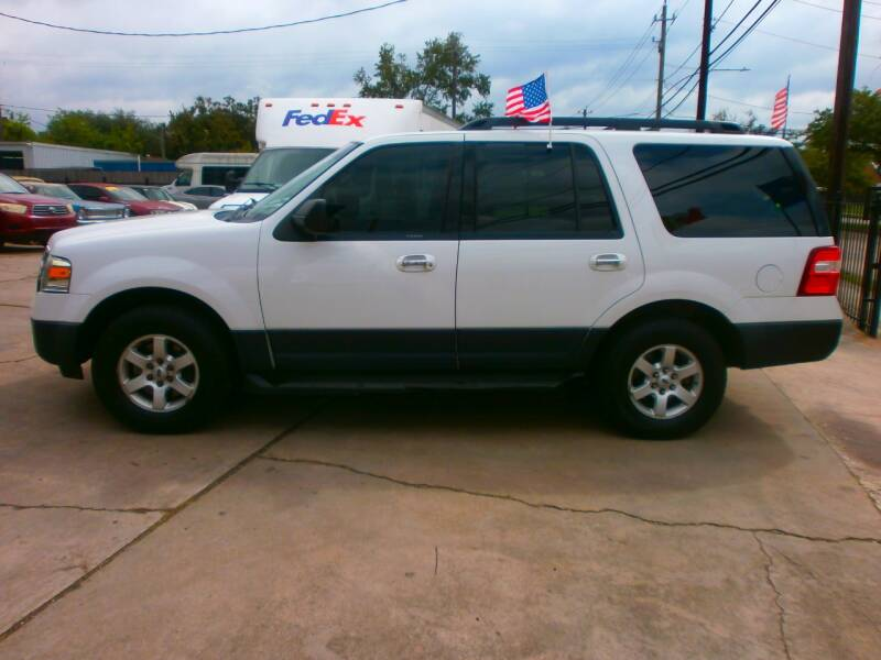 2011 Ford Expedition for sale at Under Priced Auto Sales in Houston TX