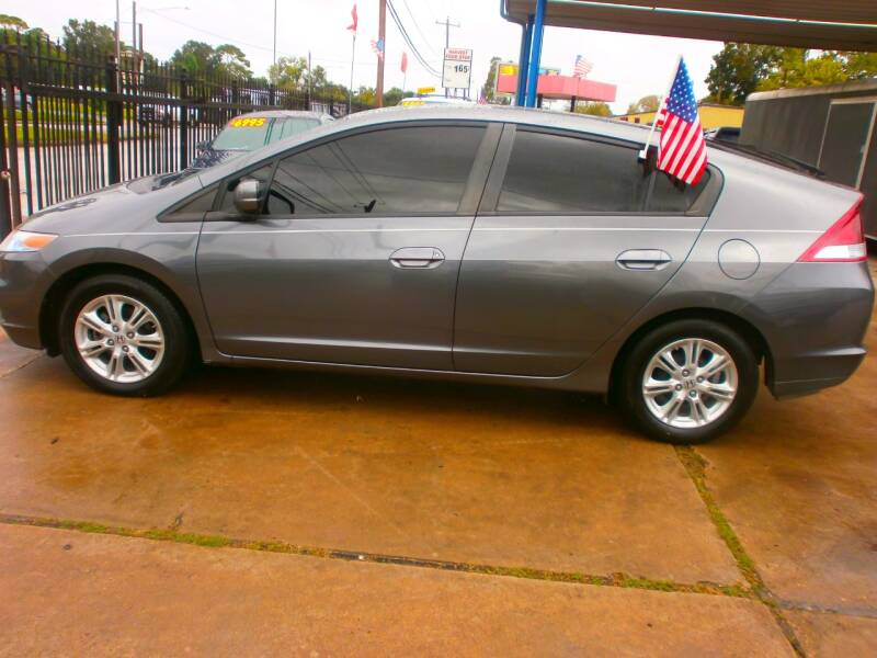 2014 Honda Insight for sale at Under Priced Auto Sales in Houston TX