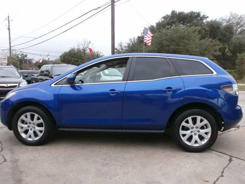 2008 Mazda CX-7 for sale at Under Priced Auto Sales in Houston TX