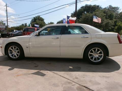2005 Chrysler 300 for sale at Under Priced Auto Sales in Houston TX
