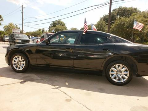 2007 Dodge Charger for sale at Under Priced Auto Sales in Houston TX