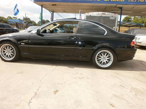 2000 BMW 3 Series for sale at Under Priced Auto Sales in Houston TX