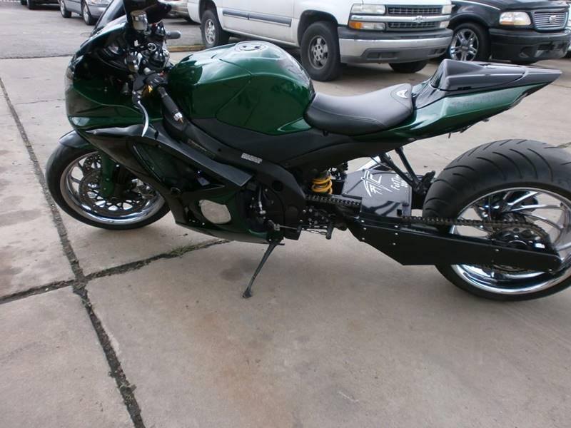 2008 Suzuki GSX-R1000 for sale at Under Priced Auto Sales in Houston TX