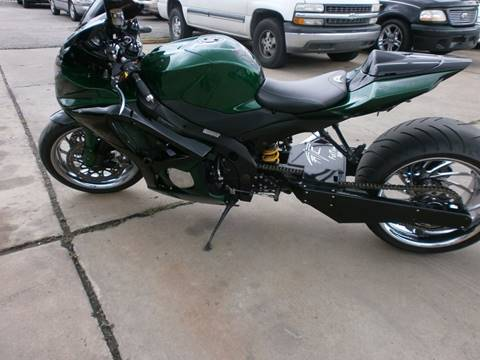 2008 Suzuki GSX-R1000 for sale at Under Priced Auto Sales in Houston TX