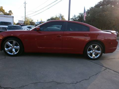 2011 Dodge Charger for sale at Under Priced Auto Sales in Houston TX