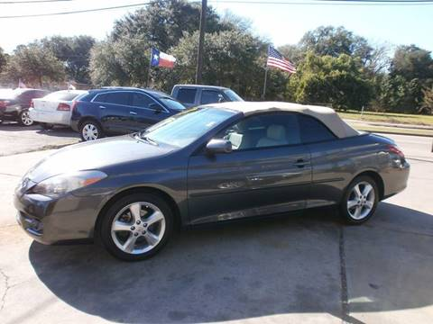 2008 Toyota Camry Solara for sale at Under Priced Auto Sales in Houston TX