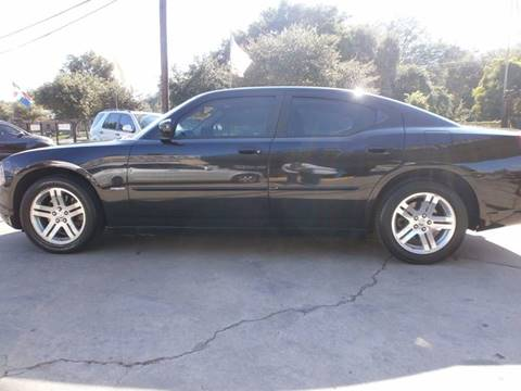 2006 Dodge Charger for sale at Under Priced Auto Sales in Houston TX