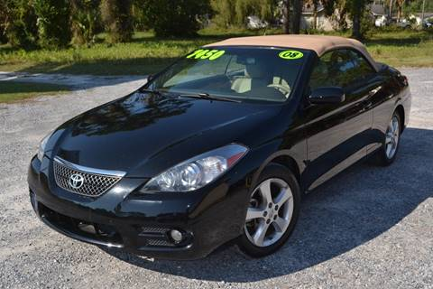 2008 Toyota Camry Solara for sale in Panama City, FL