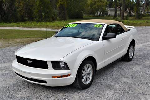 2006 Ford Mustang for sale in Panama City, FL