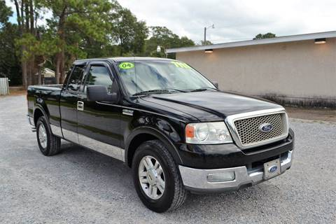 2004 Ford F-150 for sale in Panama City, FL