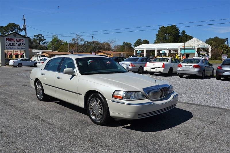 2006 Lincoln Town Car Signature Limited 4dr Sedan In Panama City Fl