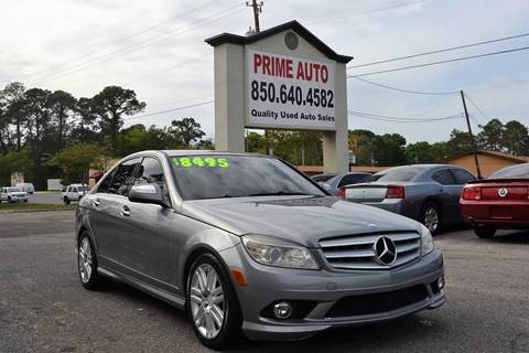 2008 mercedes benz c class for sale in florida for Mercedes benz panama city fl