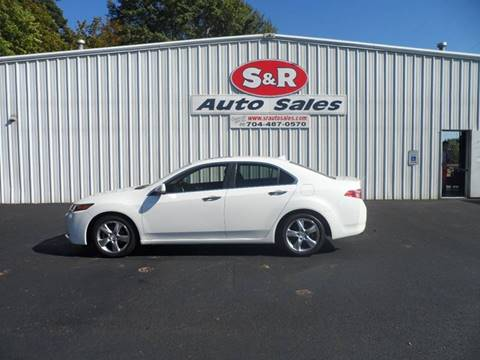 2013 Acura TSX for sale in Shelby, NC